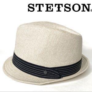 Stetson All American Linen Cream Fidora